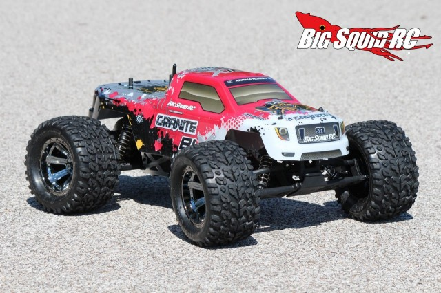 ARRMA Granite Brushless Review