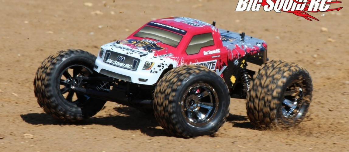 ARRMA Granite BLX Brushless Review
