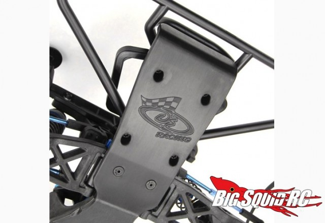 DE Racing Chassis Brace Team Associated