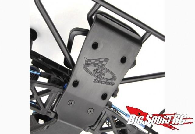 DE Racing Chassis Brace Team Associated