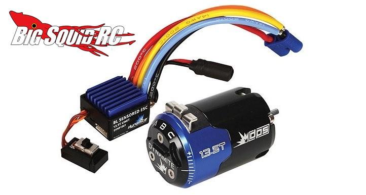 Dynamite DPS 1/10 Sensored 13.5T ESC/Motor Combo