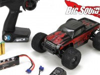ECX Ruckus 18th 4WD Monster Truck
