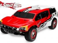 JConcepts Nissan Armada SCT body
