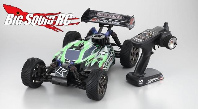Kyosho Inferno NEO2.0 Nitro Buggy Readyset RTR