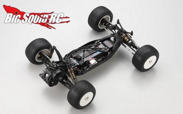 Kyosho ULTIMA RT6 Stadium Truck Kit