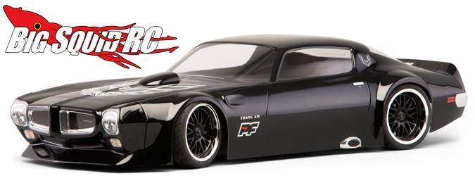 New Trans Am >> PROTOform 1971 Pontiac Firebird Trans Am Clear Body « Big ...