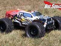 Thunder Tiger MT-4 G3 New Pro-Line Wheels Tires