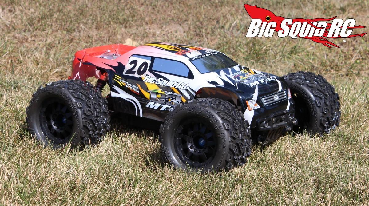 Hop Up Series Part 3 Thunder Tiger Mt 4 G3 Installing New