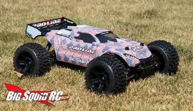 Pro-Line Body Wing Thunder Tiger MT-4 G3