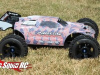 Thunder Tiger MT-4 G3 Pro-Line Body Wing