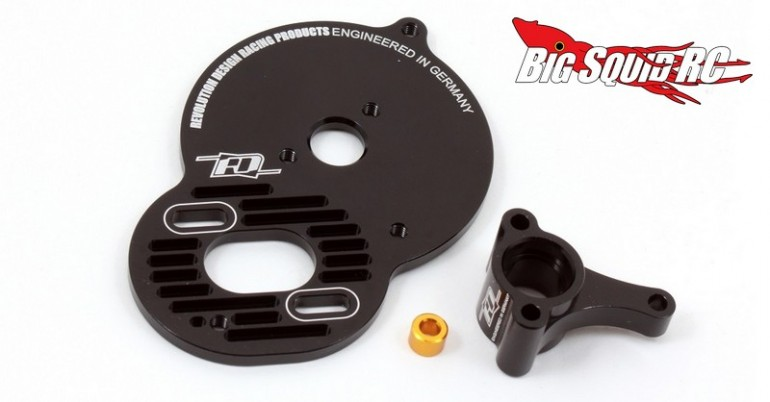 RDRP Aluminum Option Parts for Durango 210 Series