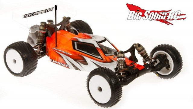 Serpent Spyder SRX-2 Buggy