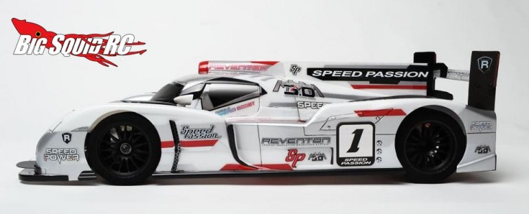 Speed Passion LM-1 Spec Racer
