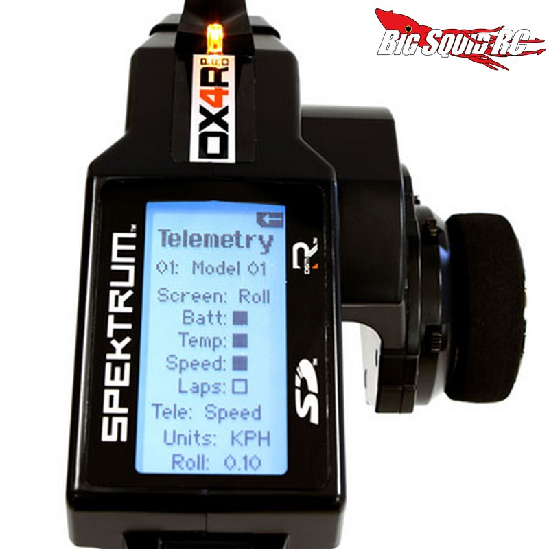 Spektrum DX4R Pro 4-Channel DSMR Radio « Big Squid RC – RC Car and