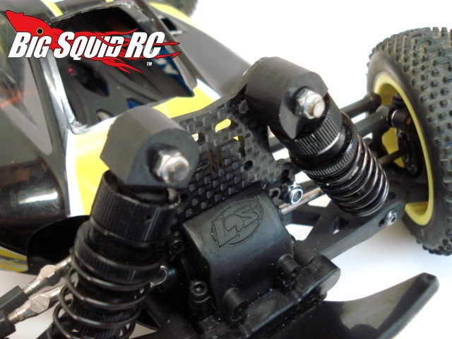 T-Bone Racing T-Caps front shock guards Losi Mini 8ight