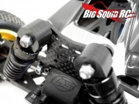 T-Bone Racing T-Caps front shock guards Losi Mini 8ight