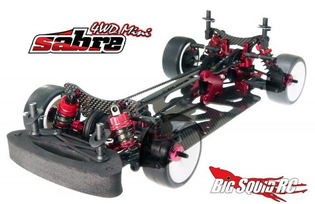T.O.P. Sabre 4WD Mini