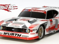 Ford Zakspeed Turbo Capri TT02 Gr.5 Wurth