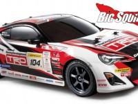Tamiya GAZOO Racing TRD 86