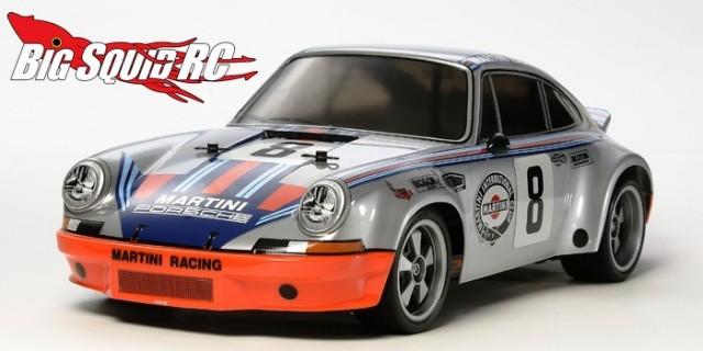Tamiya Porsche 911 Carrera RSR TT02