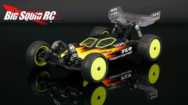 Team Losi Racing TLR 22-4 4wd Kit