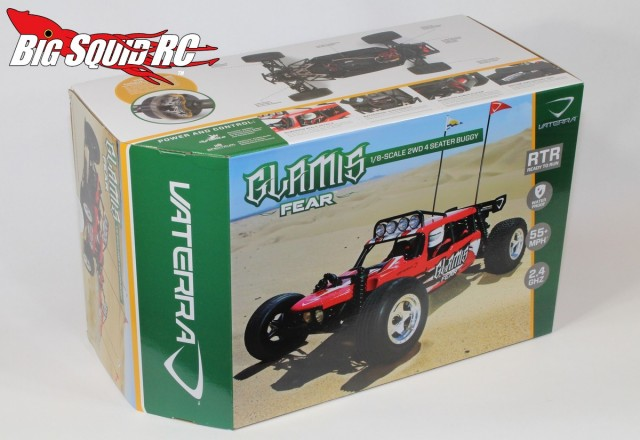 Vaterra Glamis Fear Unboxing Pictures