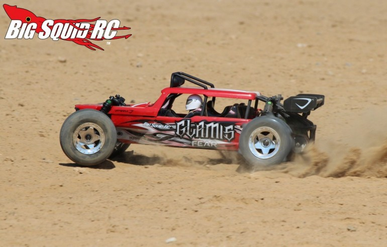 Vaterra Glamis Fear 1/8th RTR Buggy Review