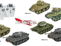 VsTank 1/72 Scale Tank Sets