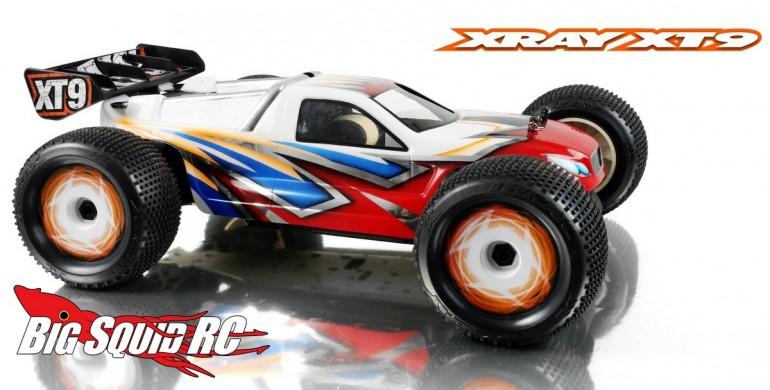 XRay XT9 Nitro Truggy