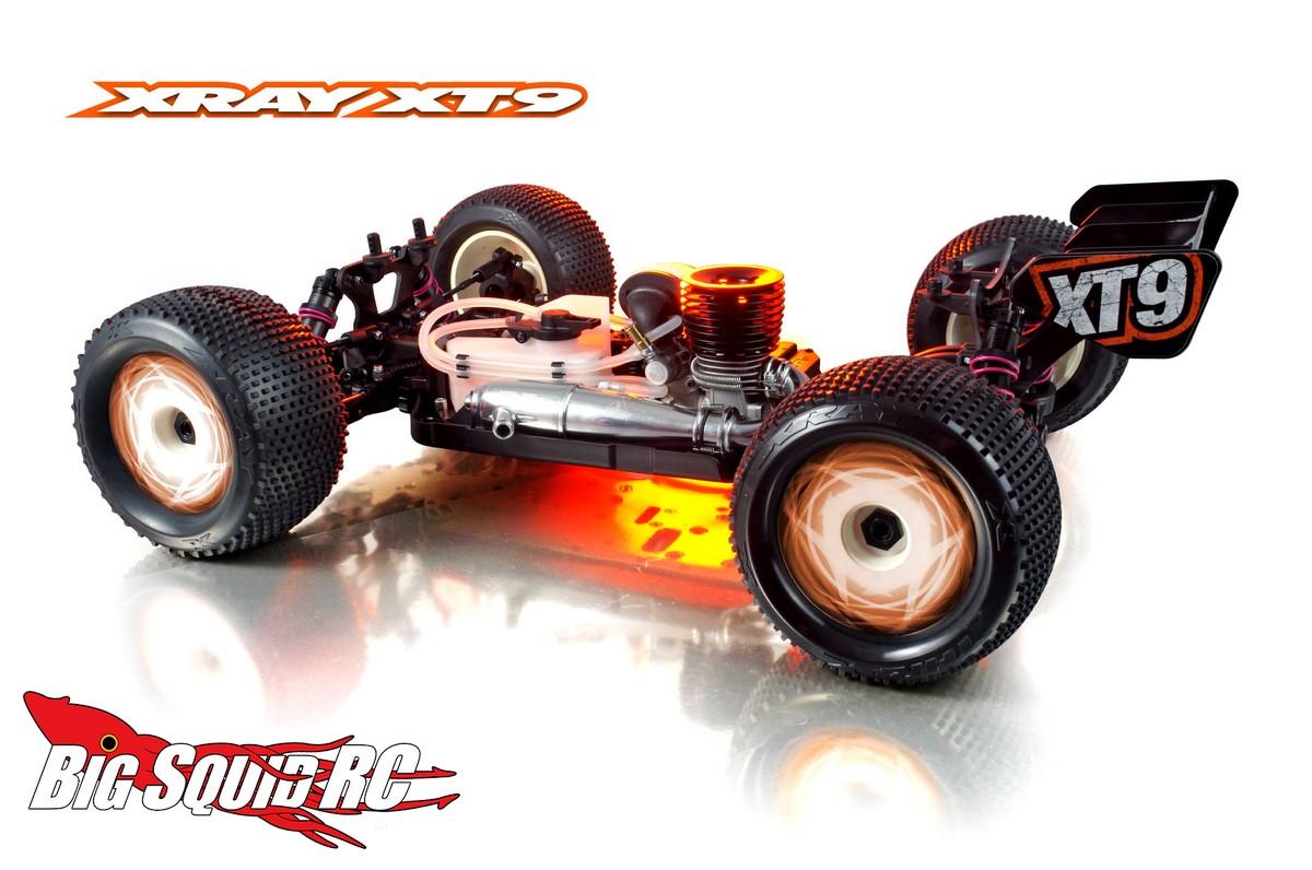 Xray Xt9 1 8th Nitro Truggy 171 Big Squid Rc Rc Car And