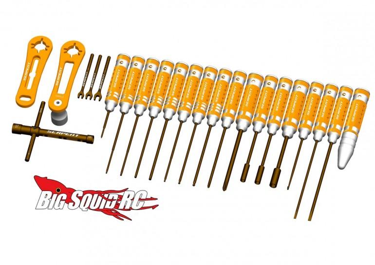 serpent rc tools
