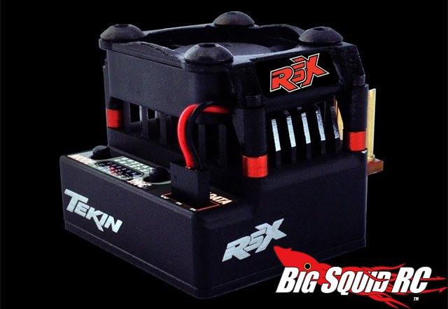 tekin rsx speed controller