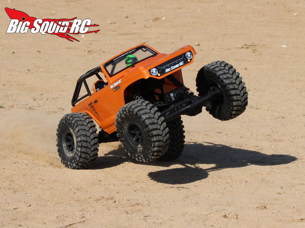 Axial R C : Review axial ax deadbolt rtr « big squid rc car