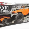Axial Deadbolt