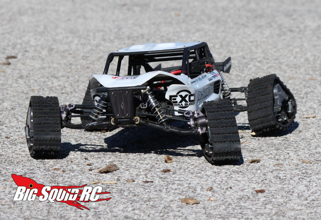 Axial R C : Bigsquidrc project axial exo terror buggy « big squid rc