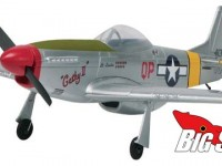 """Flyzone Aircore P-51 Mustang Cathy II Airframe 22"""""""