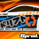 HPI Sprint 2 drift 350z