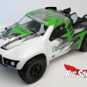 Racers Edge Pro4 Enduro Electric Short Course Truck