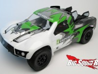 Racers Edge Pro4 Enduro Electric Short Course Truck