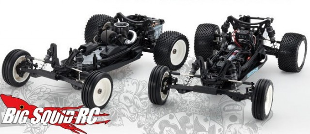 Kyosho SCORPION XXL Convertible Kit GP/VE