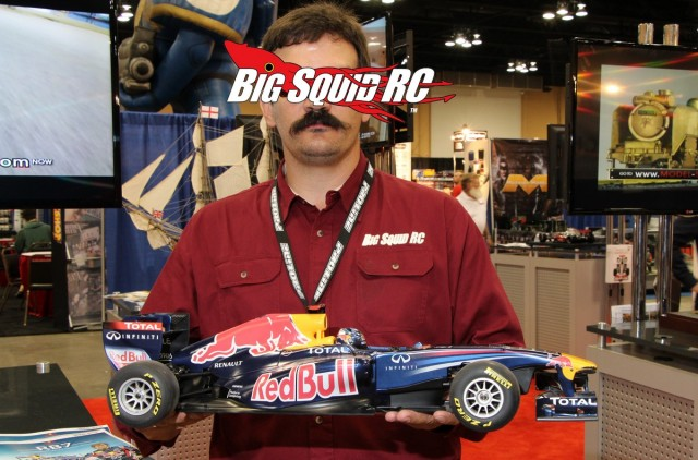 Model Space Red Bull F1