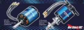 O.S. Brushless Motors