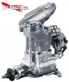 OS 4 stroke engine