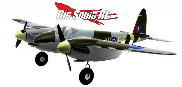 Parkzone Mosquito Mk VI BNF