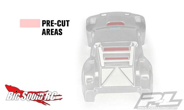 Pro-Line pre-cut Flo-Tek