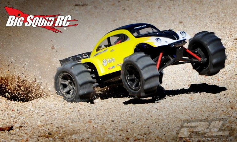 "Pro-Line Sling Shot 2.2"" Paddle Tires"