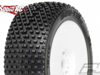 pro-line pre-mounted 8th scale tires