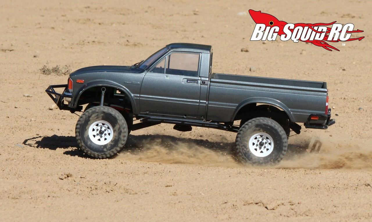 Review Rc4wd Trail Finder 2 Truck Kit W Mojave Body