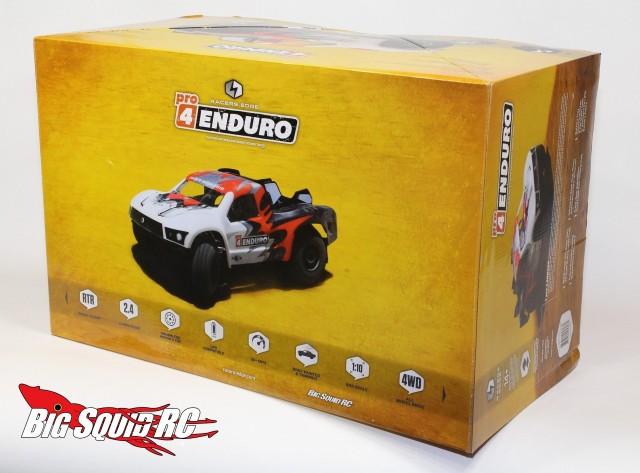 Racers Edge Pro4 Enduro Unboxing