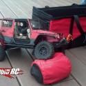 Sew Crazy RC Car Tote